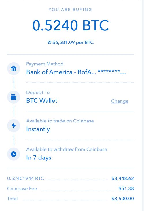 Fees To And Bitcoin